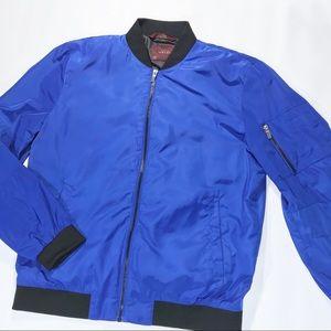 Zara Man Oversized Bomber Jacket